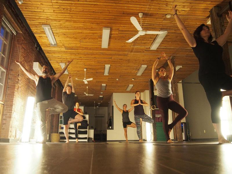 Charlottetown Yoga Space